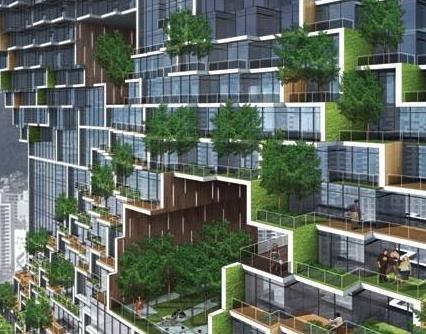 陕西新型房屋构造