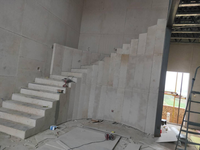 屋内墙面装水泥耐力板
