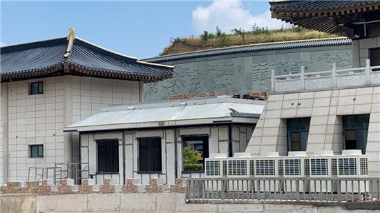 昭陵陵园会议厅