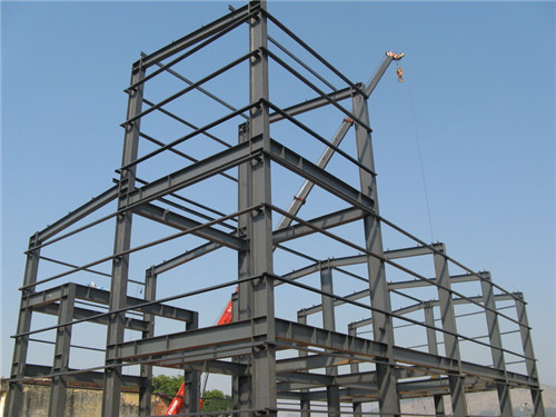 传统钢构建筑