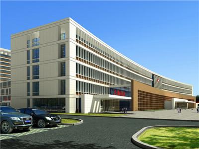 医院轻钢建筑