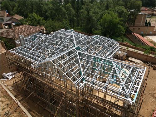 专业的轻钢结构设计公司