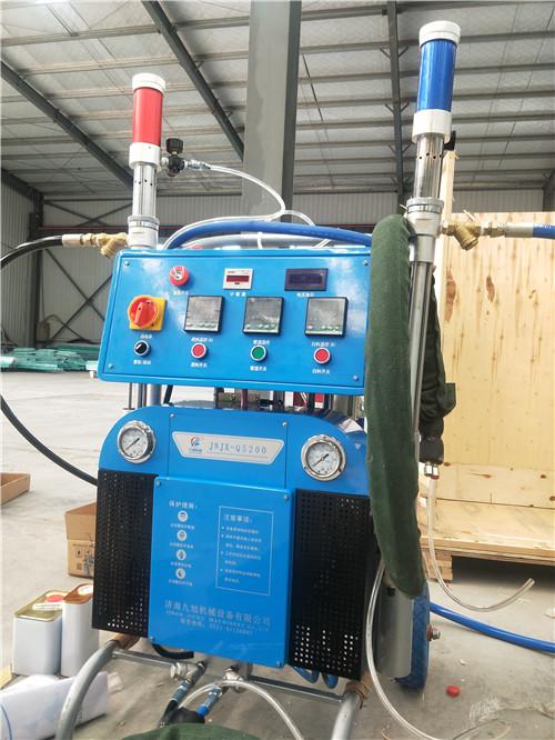 水性聚氨酯喷涂施工设备