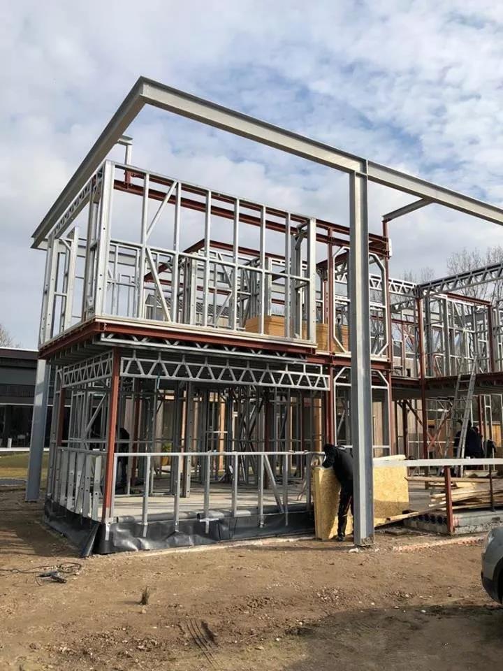陕西重轻钢结构施工
