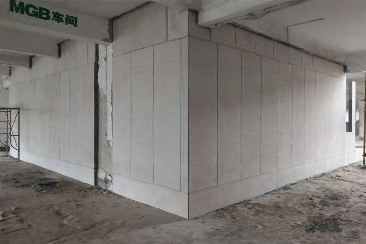 泡沫混凝土隔墙板厂家