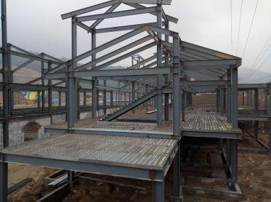 陕西钢结构安装