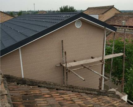 陕西轻钢住宅施工