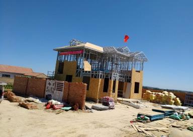 陕西农村房屋施工