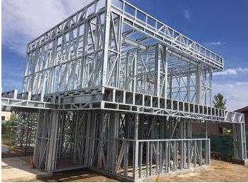 陕西轻钢房屋构造