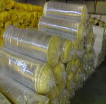 玻璃丝棉卷