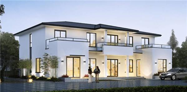 陕西现代新型住宅