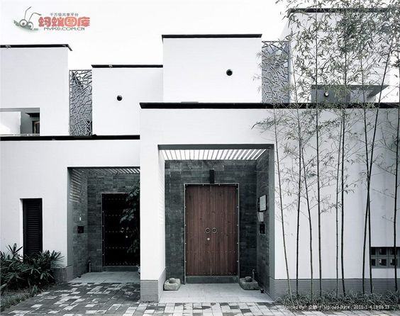 新中式轻钢房屋