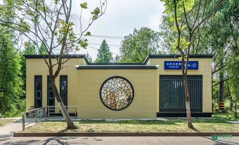 陕西移动式房屋市政配套设施