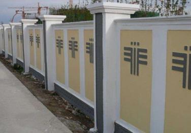 陕西环保围墙造价