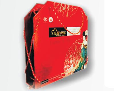紅星食品手提袋