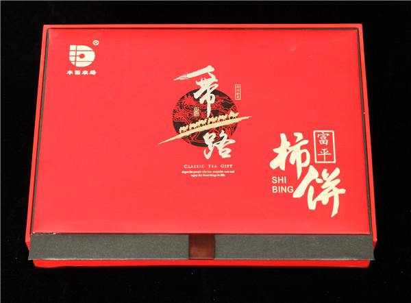 柿餅精品禮盒設計