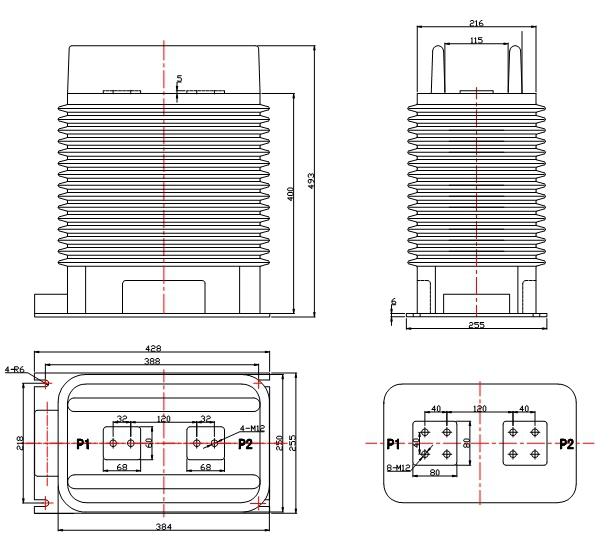 陜西電子式組合互感器
