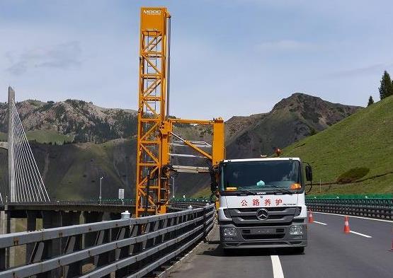 陕西道桥检测