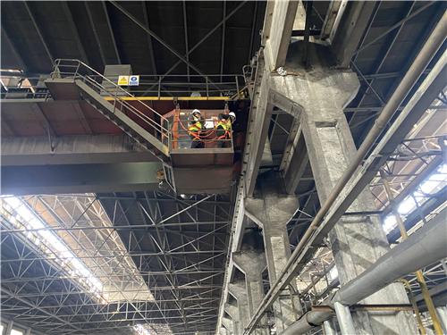 方大碳素厂房检测及加固设计项目