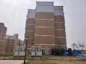 白水县移民搬迁安置楼房屋裂缝检测鉴定