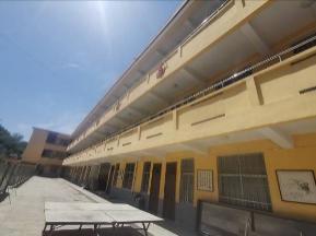 洛南县某教学楼安全性检测鉴定