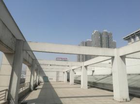 某部队建筑物屋面构架结构复核