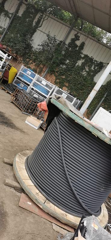 陕西电缆线施工