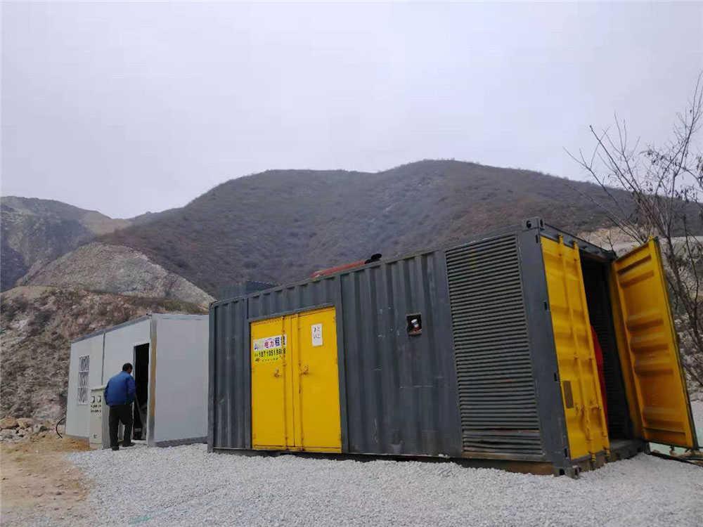 中国水电八局东庄水利枢纽项目