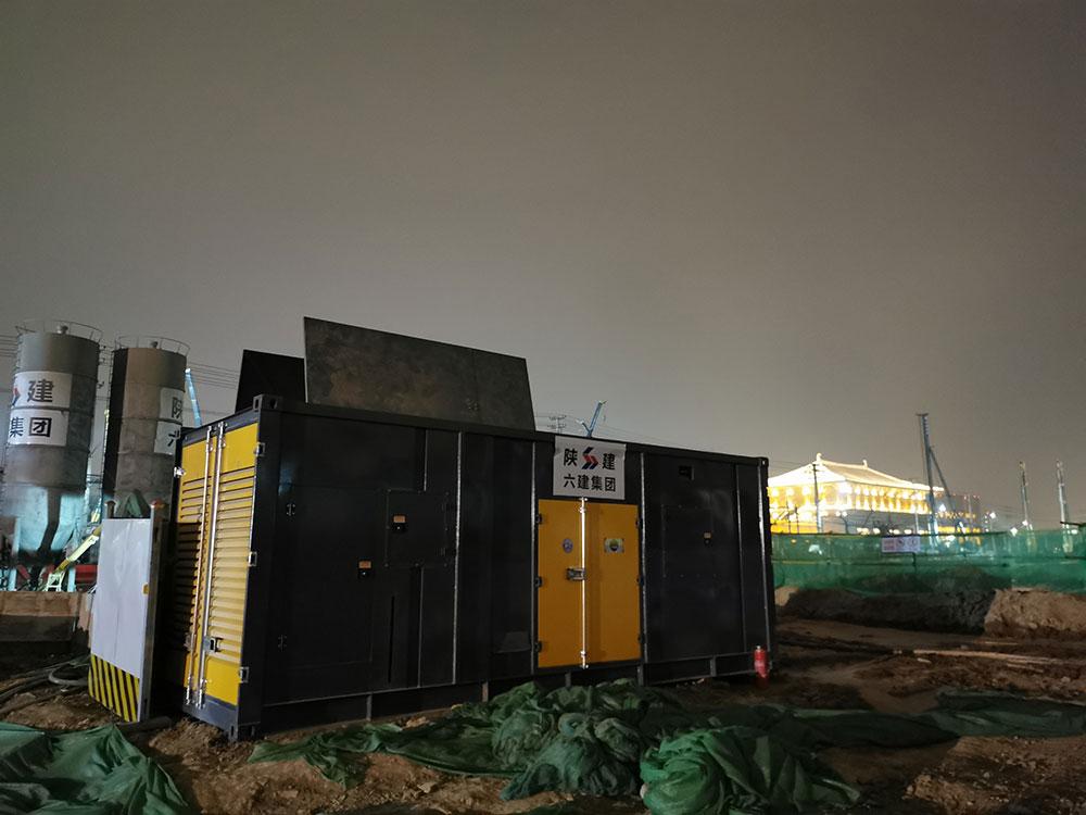 陕建集团 西安火车站扩建项目