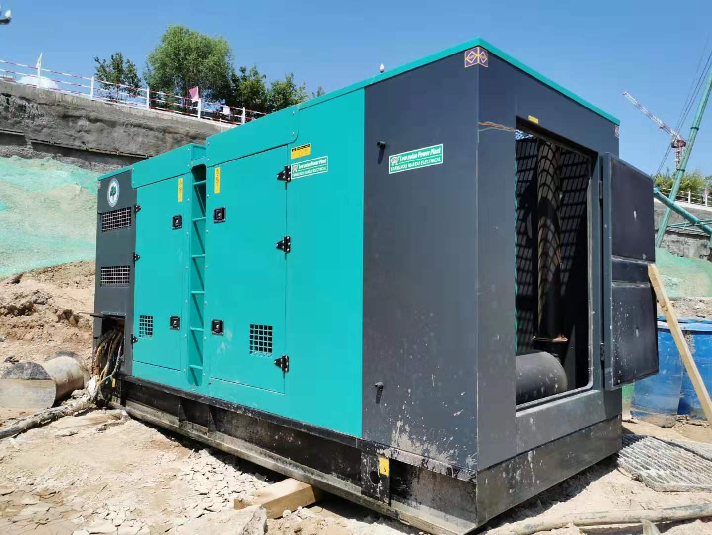 选择发电机出租设备的注意事项 !