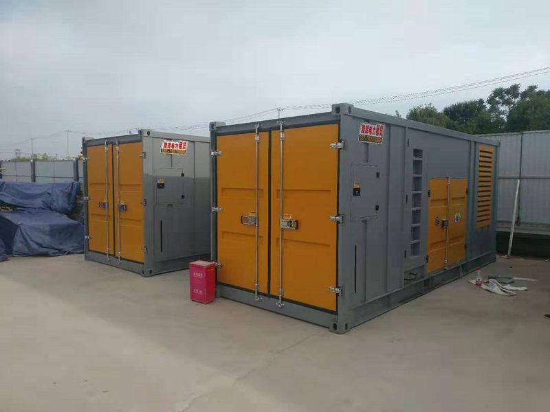发电机组租赁的好处及维护技巧