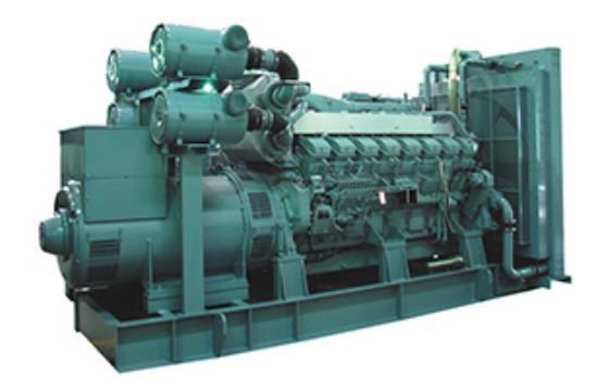 陜西發電機生產