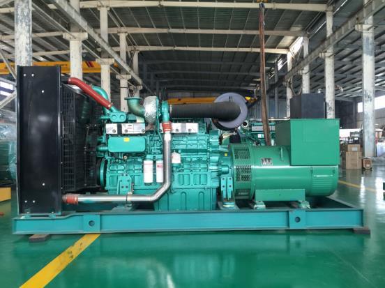 陕西发电机制造