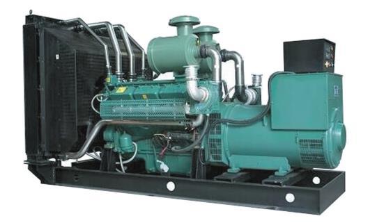 陕西柴油发电机机型