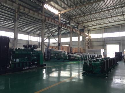 陕西发电机厂家