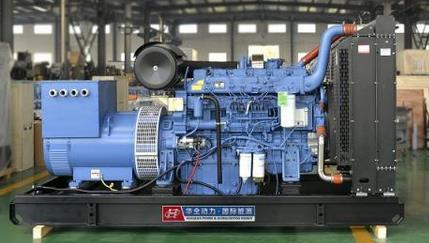 雨季使用玉柴450千瓦發電機,必須注意的幾個問題: