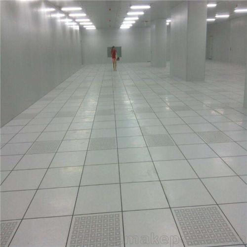 西安铁路局机房地板工程案例