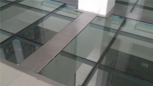 陕西玻璃地板