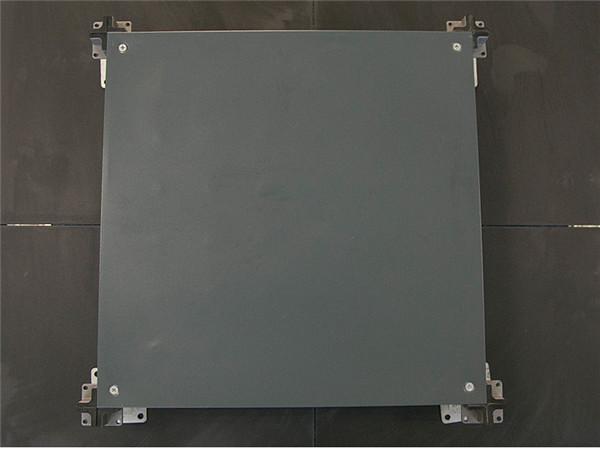OA网络地板安装