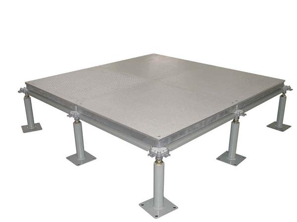 陕西全铝防静电地板安装