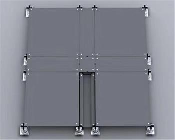 机房防静电地板如何正确施工、规范及要求