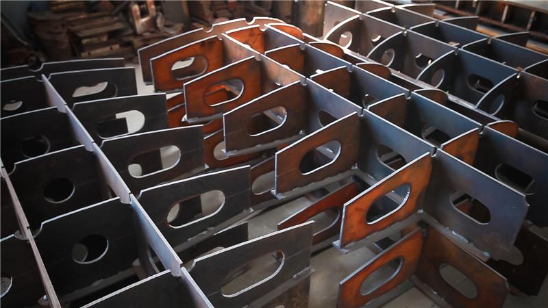 舵叶焊接工艺