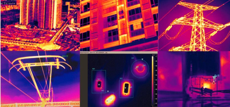 热成像监控摄像头,一款疫情之后备受瞩目的安防监控设备