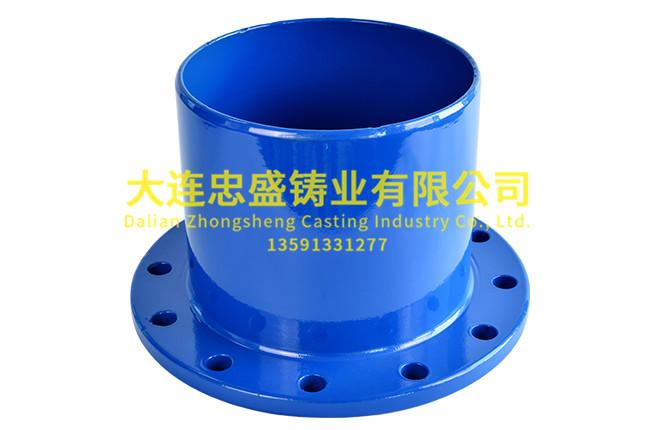大连忠盛PVC盘插管管件厂家