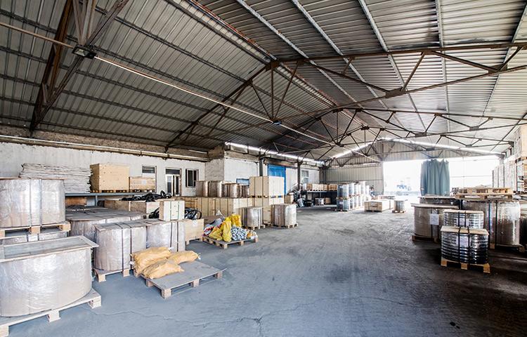 厂房部分展示—产品生产区