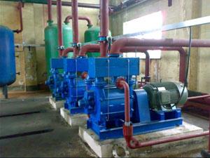 水环式真空泵以及旋片式真空泵的知识详解