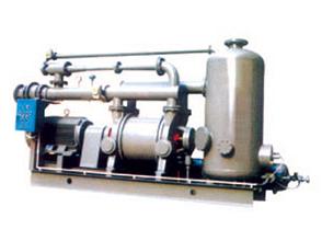 水环真空泵成套装置