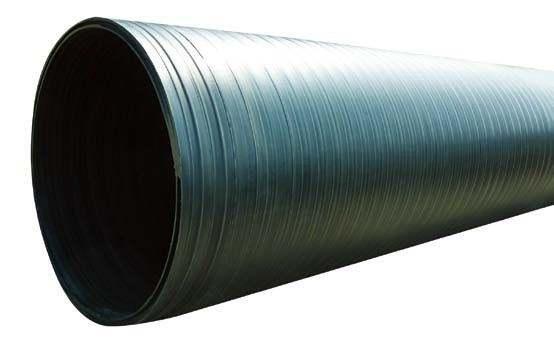 双平壁钢塑复合管
