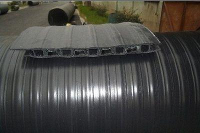 成都双平壁钢塑复合管