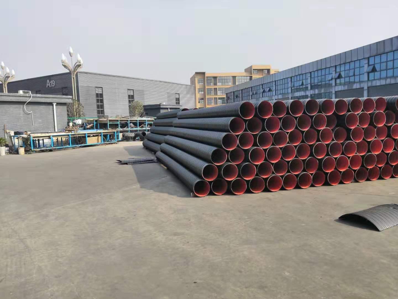 成都聚乙烯塑钢缠绕管